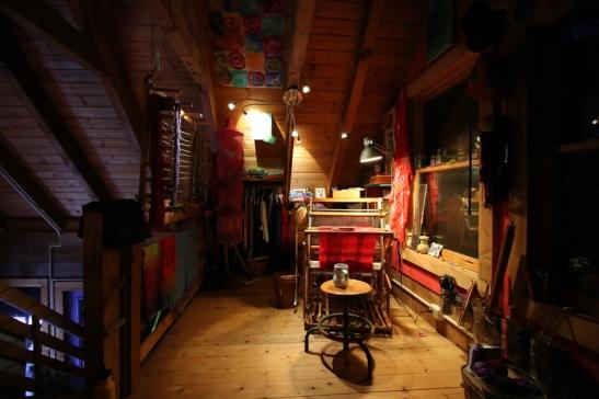 My Loft Bedroom & Studio